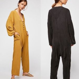 Free People So So Soft Jumpsuit